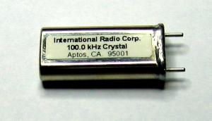 100.0 kHz Crystal HC13/U
