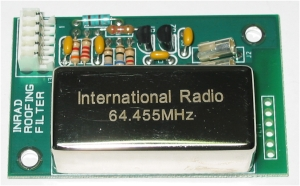 International Radio Filters