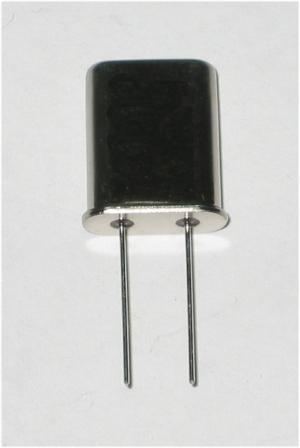 453.65 kHz Crystal