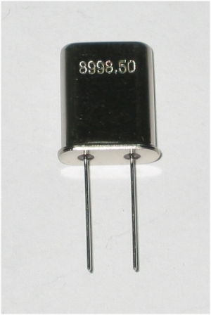 8998.5 kHz Crystal